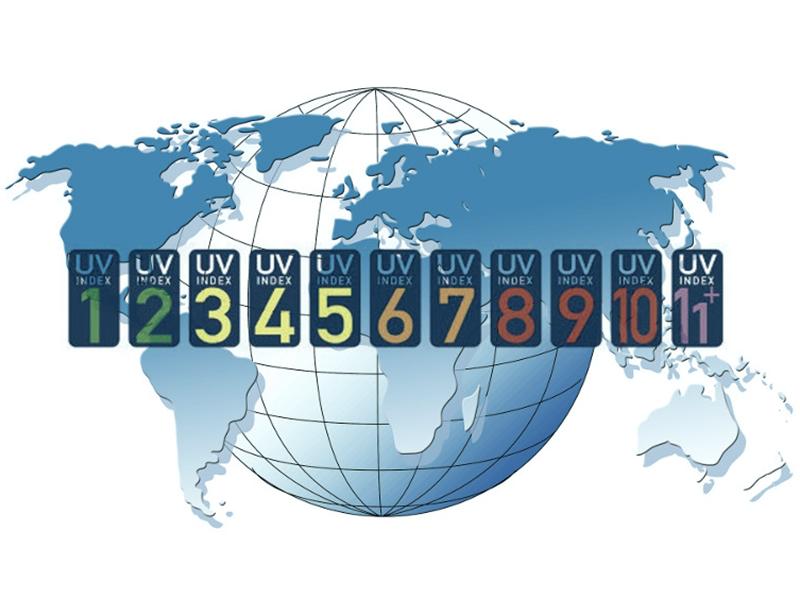 Bfs Uv Index Weltweit