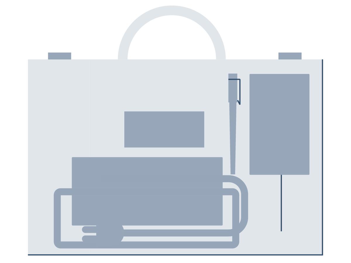 Bfs Handgepack Sicherheitskontrollen Handgepack